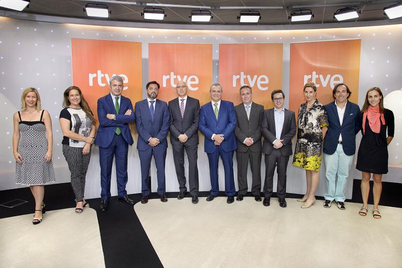 Jurado Impulsores Premios RTVE Emprende